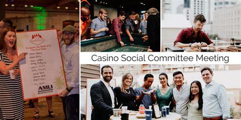 casino si e social casino social committee meeting ayc chamber