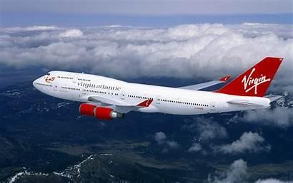 747 Boeing Production Virgin Atlantic Airplanes Airlines