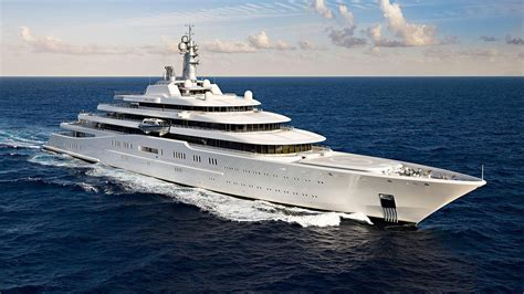 The World's Most Expensive Luxury Yachts