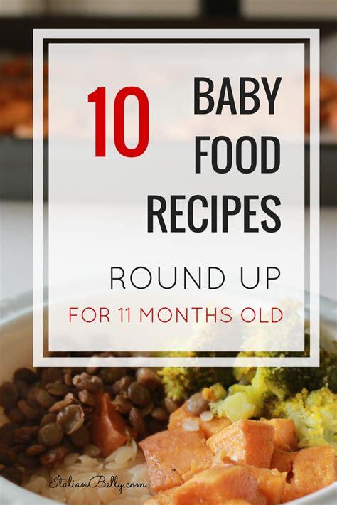 baby food recipes   month    italian