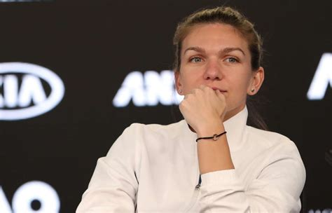 Simona Halep 3R Press Conference - YouTube