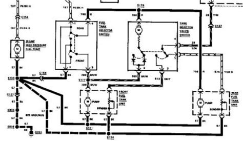 Ford Fuel Tank Wiring Need Diagram