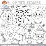 Yeti Coloring Pages Commercial Cute sketch template