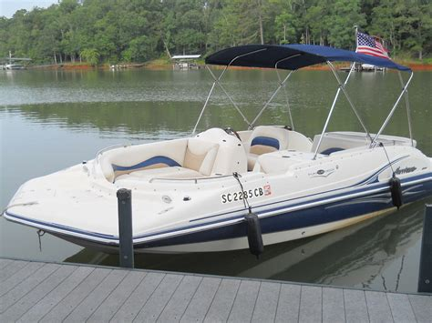 hurricane ls for sale hurricane deck boat 202 io 2007 for sale for 20 000