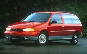 Used 1998 Ford Windstar Minivan Pricing  U0026 Features