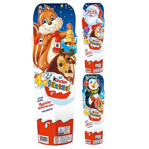 ei weihnachten kinder 220 berraschung classic ei weihnachten 4er kaufen im world of shop