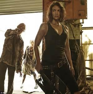 Lauren Cohan Walking Dead