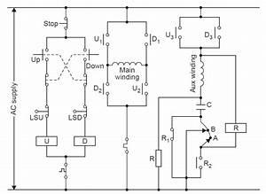 Plug Reversing Of Capacitor Start Motors
