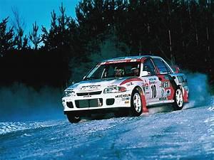 Mitsubishi Lancer Evo Ii Group A  1994