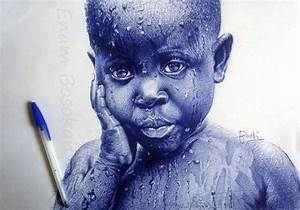 Ball point pen Drawing!! | Drawings | Pinterest