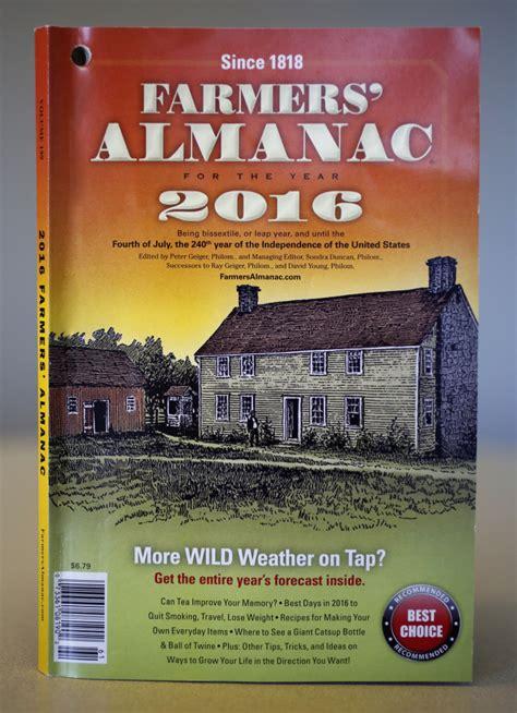 farmers almanac 2016 farmers almanac predicts another nasty winter for northeast portland press herald