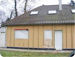 Isolation Extérieure Bois : adel suivi de chantier ~ Premium-room.com Idées de Décoration