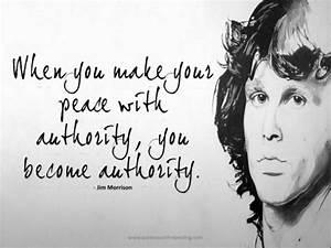 Jim Morrison... Jim Morrison Hero Quotes