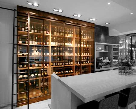conservation du vin caves d appartement rangement