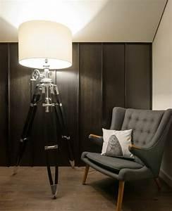 Objet Vintage Deco : objet design tendance la lampe projecteur cin ma ~ Teatrodelosmanantiales.com Idées de Décoration
