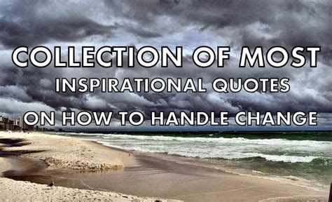 How To Handle Change by Rational Quotes Quotesgram