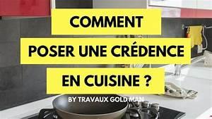 comment pose une credence en cuisine youtube With comment poser une credence de cuisine