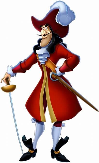 Disney Hook Captain Villains Peter Pan Wiki