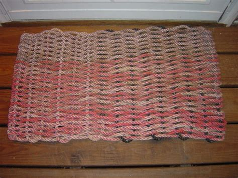 Make A Doormat by How To Make A Doormat Out Of Recycled Rope