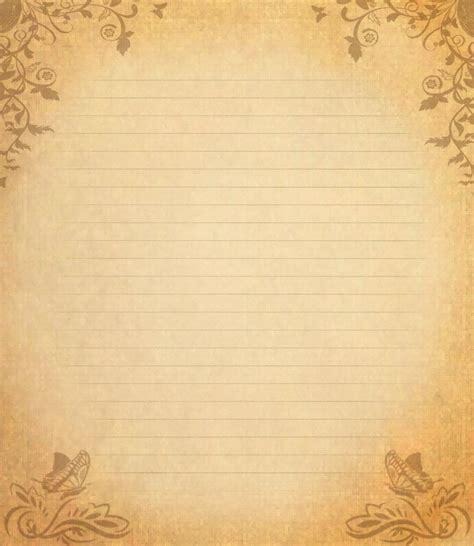 letter paper viii  spidergypsy  deviantart