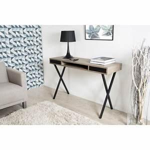 Table Pied Croisé : bureau pieds crois s meubles macabane meubles et ~ Teatrodelosmanantiales.com Idées de Décoration