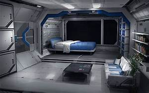 sci fi bedroom concepts - Google Search Reference for My Room Ideas Pinterest Sci fi
