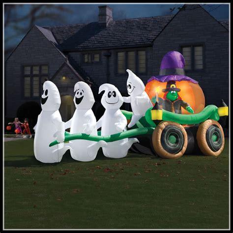 Gemmy Inflatable Halloween Train by Shop Gemmy Animatronic Inflatable Halloween Skeleton Train