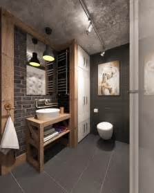 open bathroom designs how to decorate a stylish and functional industrial bathroom deavita