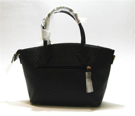 louis vuitton black cashmere leather tote  bag  stock pakistan
