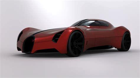 Cars Wallpapers 2012 Amazing Bugatti Aerolithe Concept 2025