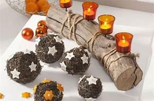 Weihnachtsdeko Zum Selbermachen : weihnachtsdeko aus naturmaterialien basteln weihnachten ~ Orissabook.com Haus und Dekorationen