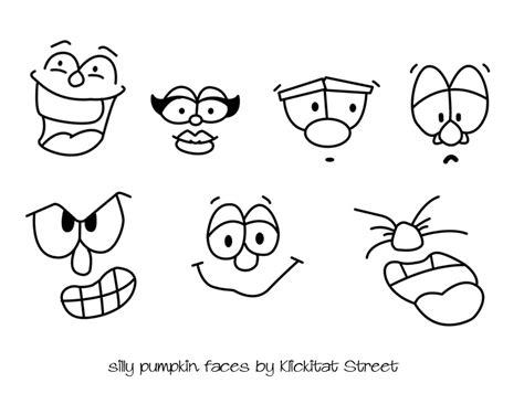 pumpkin face clipart black  white   cliparts
