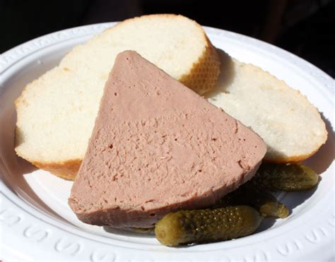 cuisine pate food festival bastille day strayed from the table
