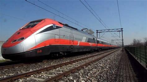 Ultimi Frecciarossa-eurostar Di Trenord Milano-mpx (ex