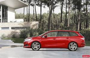 Citroen C4 Break : citro n c4 tourer le bon march l 39 argus ~ Gottalentnigeria.com Avis de Voitures