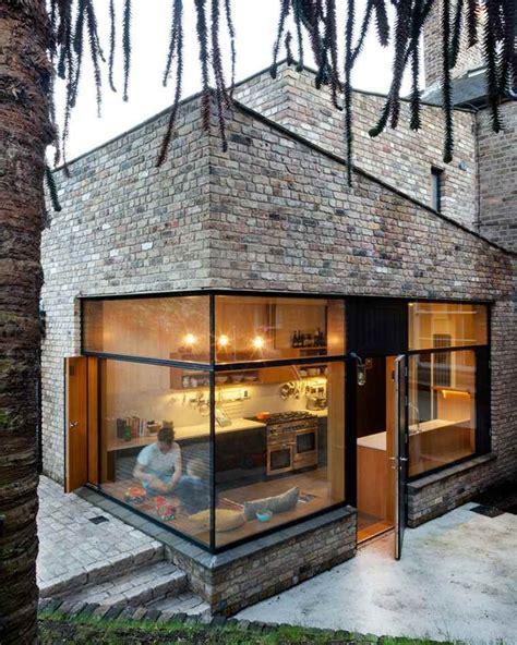 agrandissement cuisine idée agrandissement maison 50 extensions esthétiques