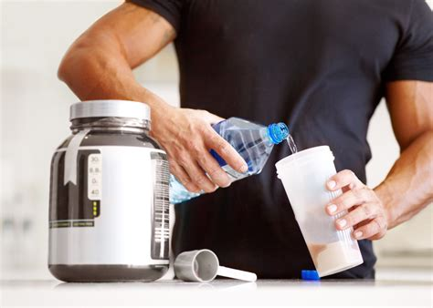 A Trainer's Guide to Protein Supplements • Fitness