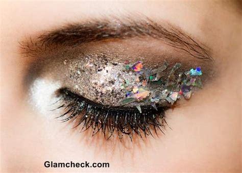 glitter eye shadows tips  precautions
