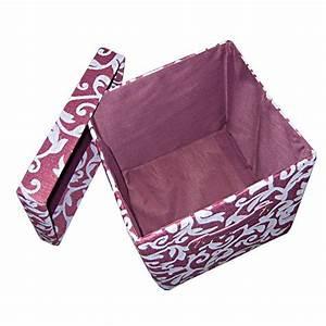 Stoffbox Mit Deckel : m belbox aufbewahrungsbox regalbox regalkiste stoffbox stoffkiste faltbox kiste ~ Frokenaadalensverden.com Haus und Dekorationen