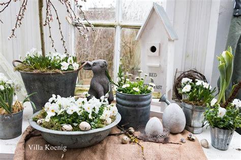 Frühlingsdeko Im Garten by Erste Fr 252 Hlingsdeko Im Garten Villa K 246 Nig