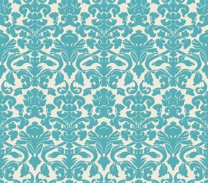 turquoise damask pattern, I love this | Patterns and ...