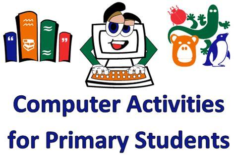 kindergarten computer curriculum preschool computers 823 | primary computer activities