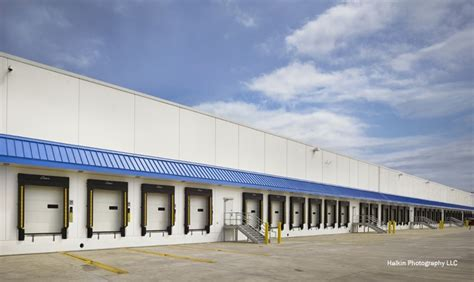 Sysco Freezer, Cooler, and Cold Dock Expansion | Turner ...