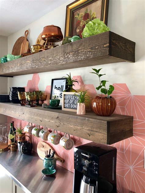19+ Lovely Kitchen Decor Pink