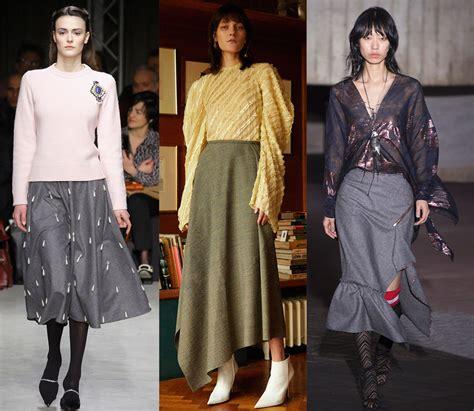 Мода 2018 новинки в мире юбок какую выбрать? Фото