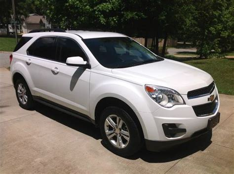 Find Used 2011 Chevrolet Equinox Fwd 1lt 32 Mpg Extra