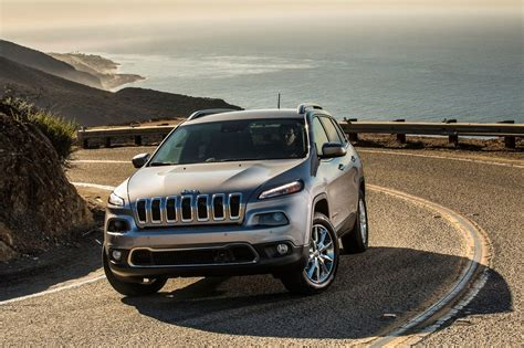 2018 Jeep Cherokee Reviews And Rating Motor Trend