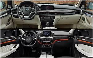 Photo Comparison  Bmw F15 X5 Vs Mercedes