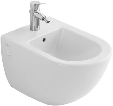 Villeroy & Boch Subway  Bidet 370 X 560 Mm