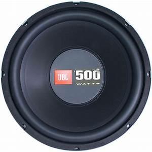 "JBL CS1014 10"" 500 Watts Power Single 4-Ohm CS Series Car ..."